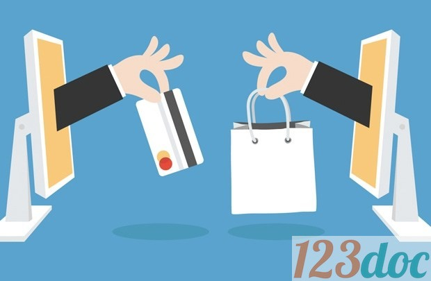 Viết báo cáo thực tập kế toán mua bán hàng hóa