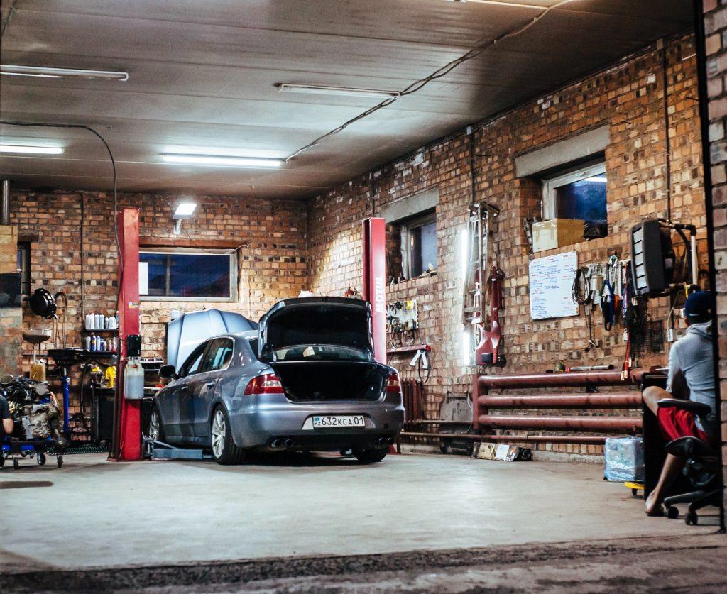 Chi phí ban đầu để mở một gara ô tô thường rơi vào khoảng 1 tỷ đồng.