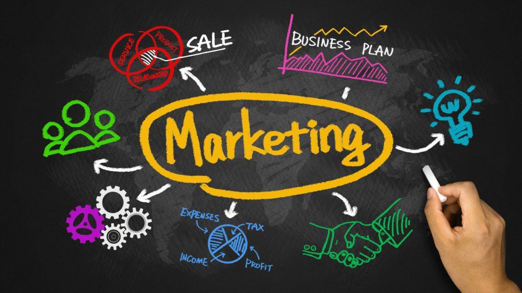 Cách viết báo cáo thực tập Marketing Mix