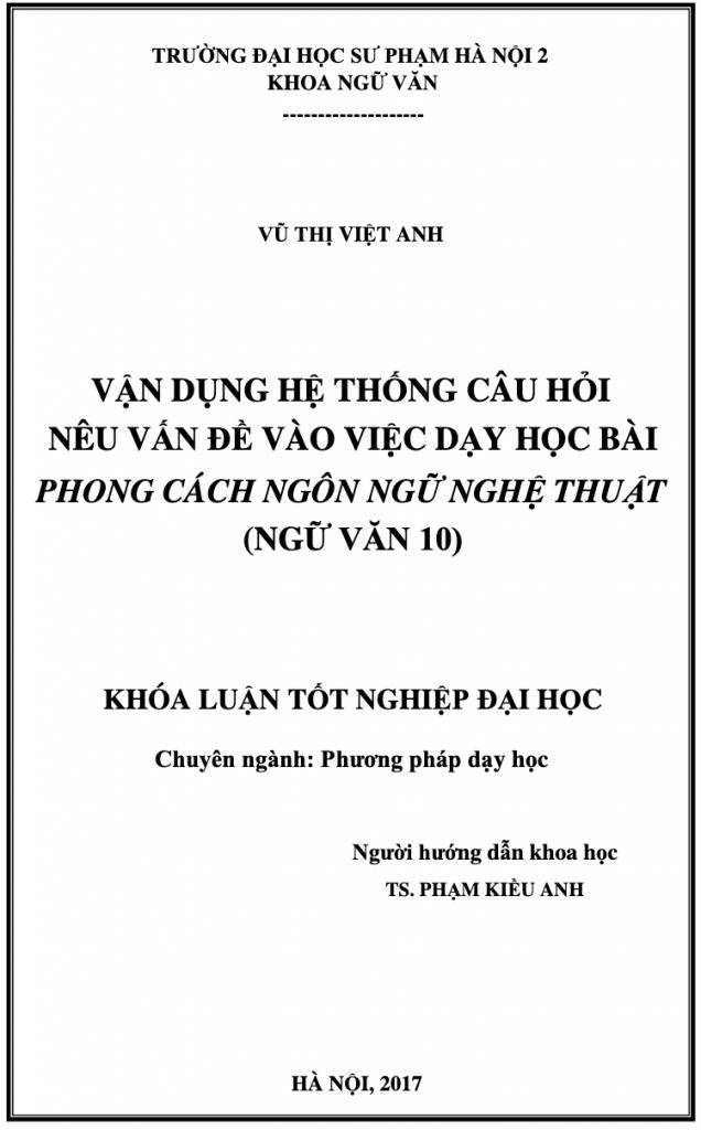 Slide giáo án bài Phong cách ngôn ngữ Nghệ thuật lớp 10