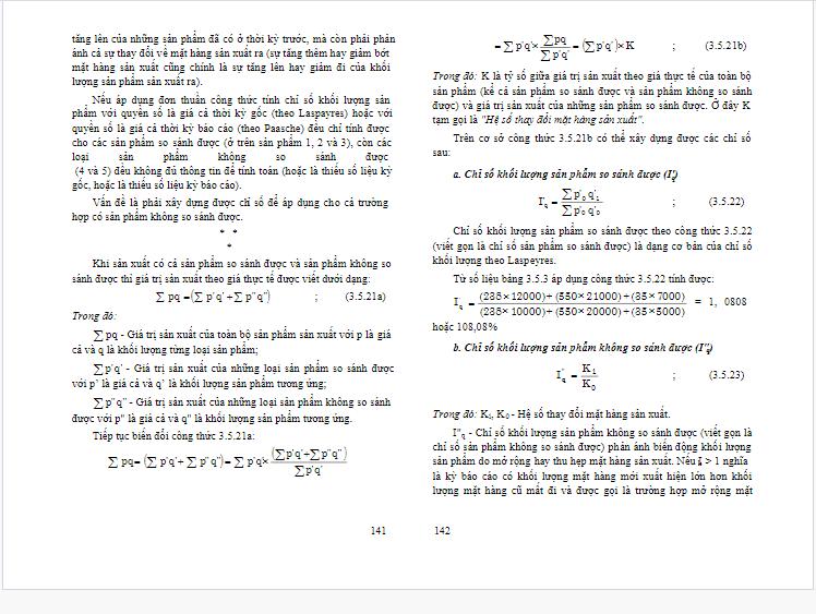 Một số phương pháp luận thống kê part 8