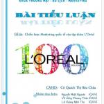Kinh nghiệm marketing quốc tế của các tập đoàn đa quốc gia: L'oreal