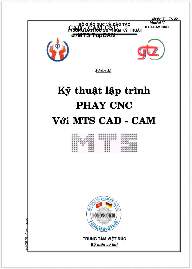 Tài liệu kỹ thuật lập trình PHAY CNC hệ Fanuc